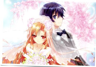 Anime Couple Wallpaper HD 1962122